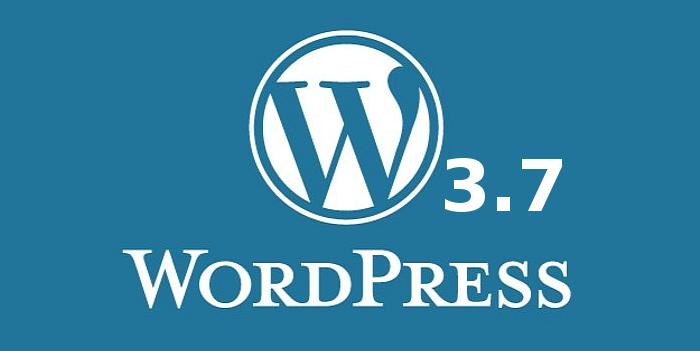 wordpress-3.7