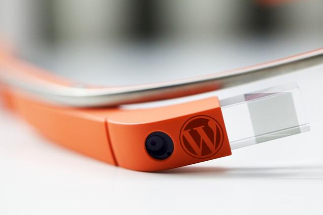 Google Glass İçin WordPress Uygulaması