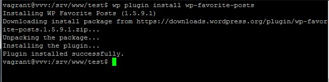 wp-cli-plugin-install