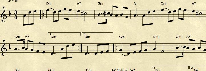 abcjs-nota